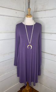 Daylight to Dawn Dress in Lilac