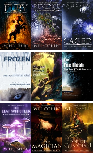 The Fae Awakening Ebook Bundle With Over 15 Stories