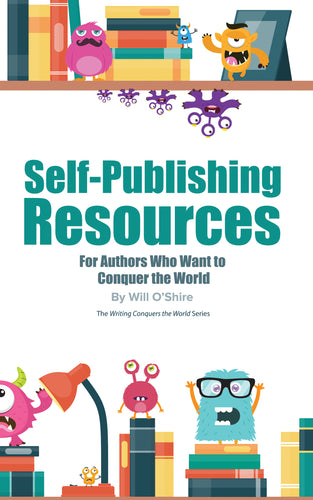 Self-Publishing Resources for Authors