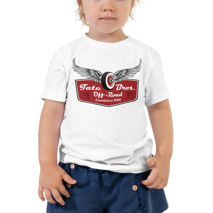 Tate Bros Toddler Short Sleeve Tee