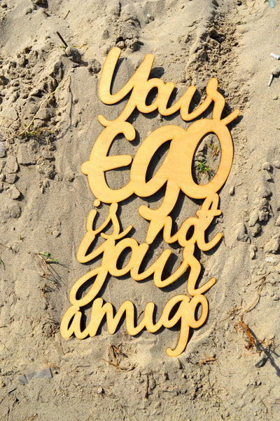 Your Ego Wall Art