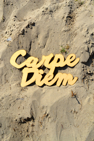 Carpe Diem Wall Art