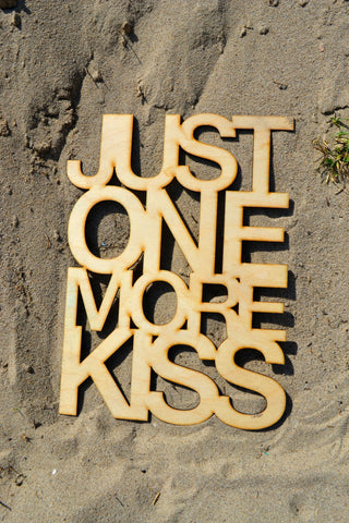 Just One More Kiss Wall Art