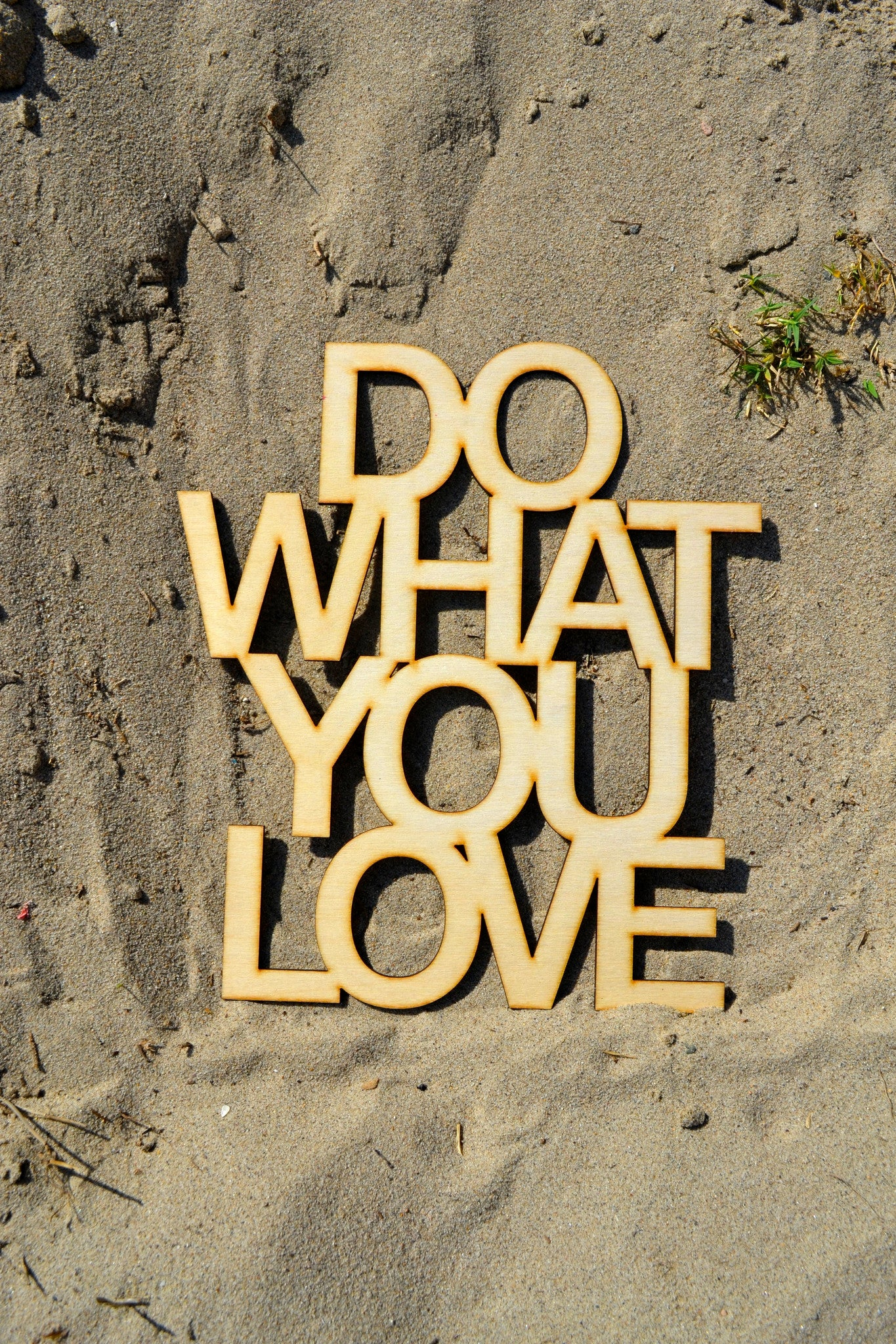 Do What You Love Wall Art – Venice Woods