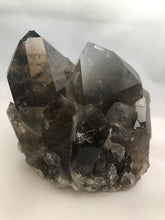 Load image into Gallery viewer, Smoky Quartz Cluster