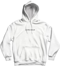 Load image into Gallery viewer, Alpha Male Limited Edition Hoodie - White