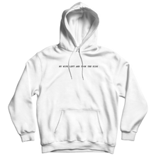 Load image into Gallery viewer, MWLATTK Embroidered White Hoodie