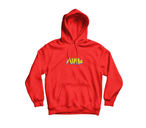 Limited Edition Alpha Hoodie - Red