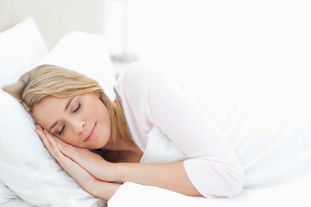 Natural sleep aids help