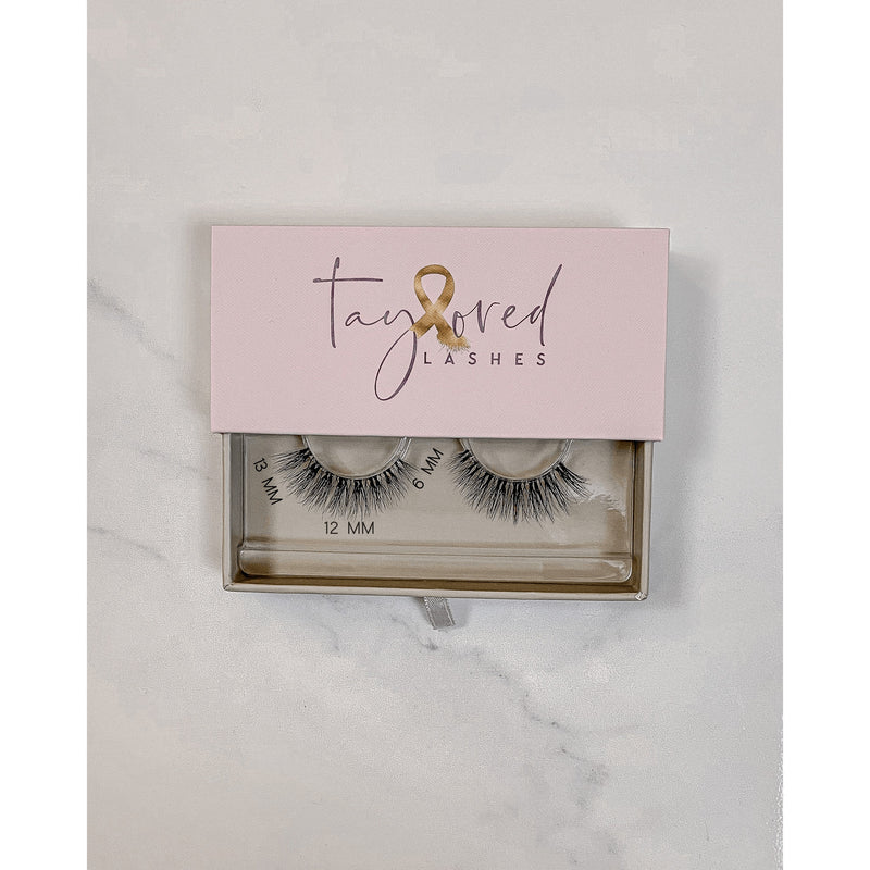 april 25 Taylored Lashes