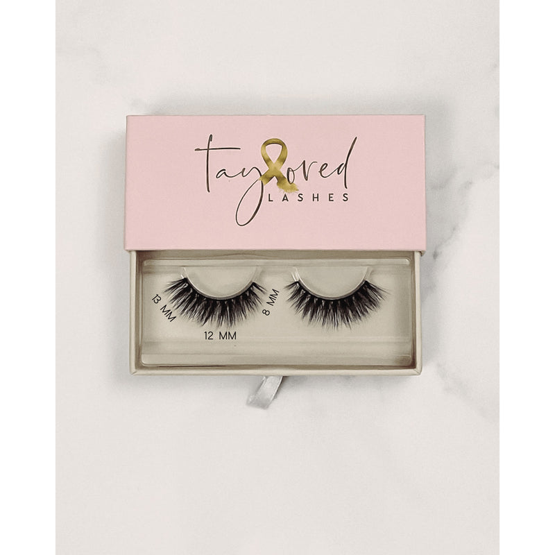 rated r Taylored Lashes