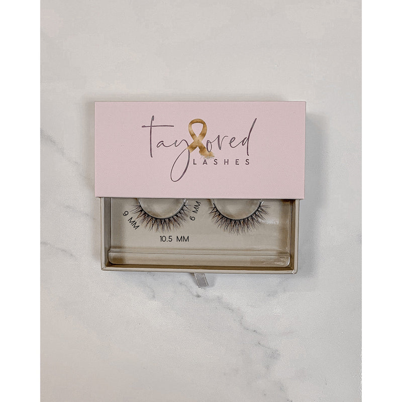 ring the bell Taylored Lashes