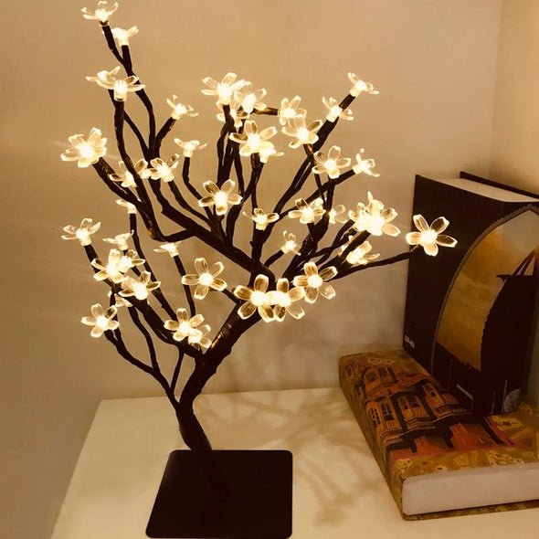 Sweet cherry blossom tree light