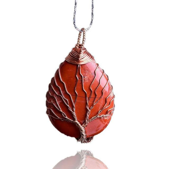 "Tree of Life ""Waterdrop"" Pendant"