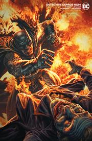 DETECTIVE COMICS #1024 CARD STOCK LEE BERMEJO VARIANT
