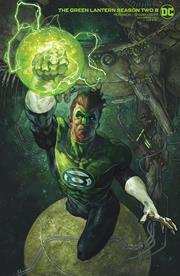 GREEN LANTERN SEASON TWO #8 (OF 12) COVER B BIANCHI VARIANT