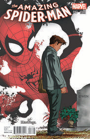 AMAZING SPIDER-MAN #17 Hastings Variant