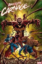 ABSOLUTE CARNAGE #3 (OF 5) RON LIM VARIANT