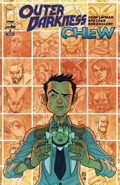 OUTER DARKNESS CHEW #2 (OF 3) COVER A CHAN (MR)