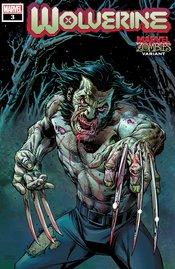 WOLVERINE #3 RANEY MARVEL ZOMBIES VARIANT