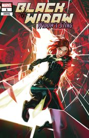 BLACK WIDOW WIDOWS STING #1 INFANTE VARIANT