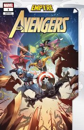 EMPYRE AVENGERS #1 (OF 3) JACINTO VARIANT