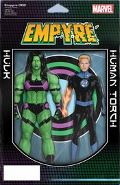 EMPYRE #2 (OF 6) CHRISTOPHER 2-PACK ACTION FIGURE VARIANT