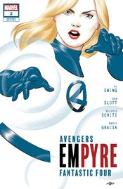 EMPYRE #2 (OF 6) MICHAEL CHO VARIANT