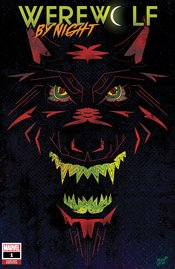 WEREWOLF BY NIGHT #1 (OF 4) VEREGGE VARIANT