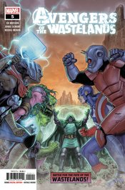 AVENGERS OF THE WASTELANDS #5 (OF 5)