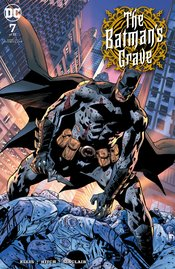 BATMANS GRAVE #7 (OF 12)
