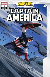 EMPYRE CAPTAIN AMERICA #1 (OF 3) EPTING VARIANT