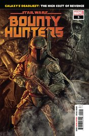 STAR WARS BOUNTY HUNTERS #5
