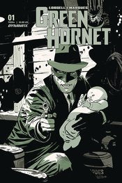 GREEN HORNET #1 COVER A WEEKS