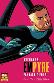 EMPYRE #4 (OF 6) MICHAEL CHO VARIANT