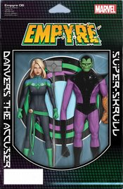 EMPYRE #6 (OF 6) CHRISTOPHER ACTION FIGURE VARIANT