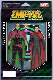 EMPYRE AFTERMATH AVENGERS #1 CHRISTOPHER ACTION FIGURE VARIANT