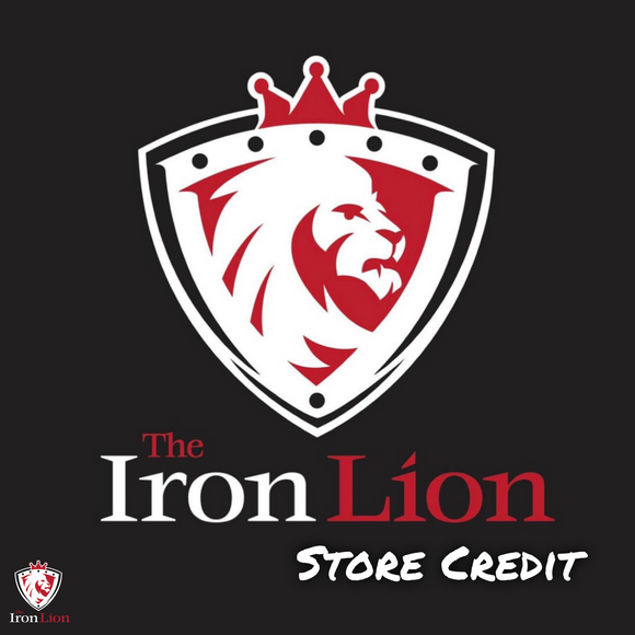 Iron Lion Store Credit