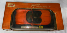 Load image into Gallery viewer, VINTAGE ANSON INDUSTRIES 1/18 DIECAST 1997 RED DODGE CONCEPT CAR NIB