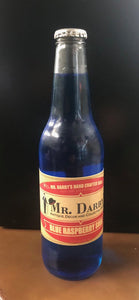 Mr. Darby's Old Fashion Blue Raspberry Soda