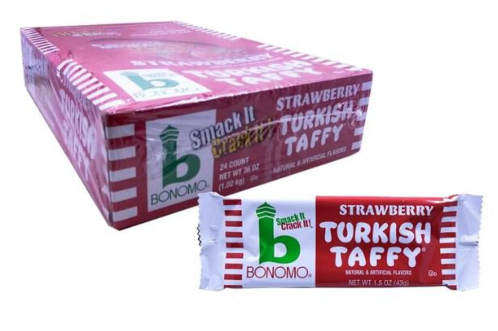 Turkish Taffy - Strawberry