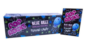 Pop Rocks - Blue Razzberry