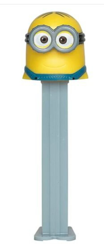 Pez Despicable Me / Dave - In Bag with Candy