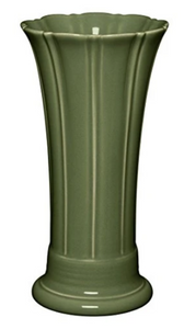 "Fiesta - Sage 10"" Medium Vase (Discontinued Color & Item)"