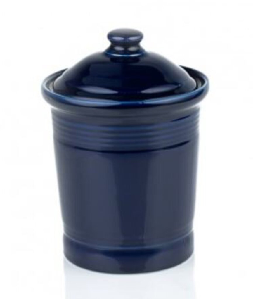Fiesta - Slate Small1 Quart Canister