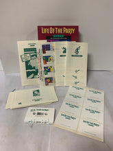 Load image into Gallery viewer, Vintage Life Of The Party Games Milton Bradley Hasbro
