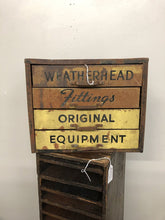 Load image into Gallery viewer, Vintage Industrial Weatherhead Drawer Unit