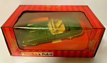 Load image into Gallery viewer, VINTAGE TONKA POLISTIL GREEN JAGUAR 1/18 SCALE DIECAST METAL