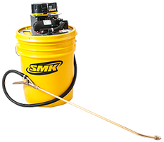 C100WO SMK Motorized Sprayer
