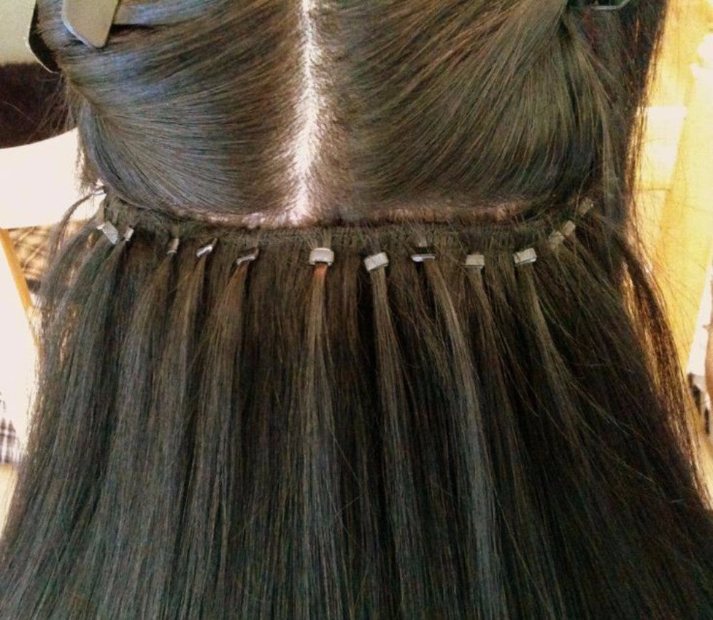 Micro Rings For Micro Tip Hair Extensions And La Weave Micro Weave